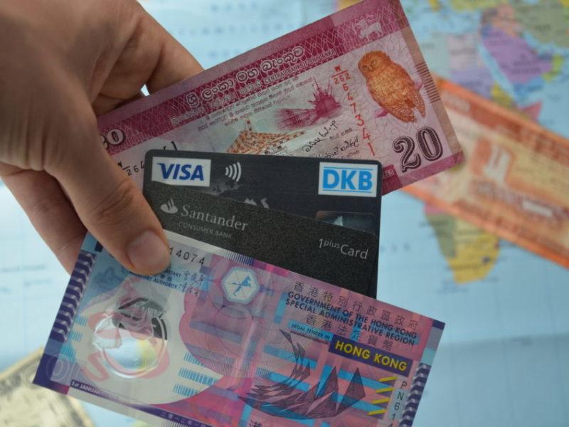 Die besten Kreditkarten für Reisen von der Santander Bank und der DKB