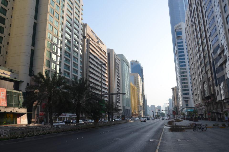 Die Ferrari World ist eine der bekanntesten der Abu Dhabi Sehenswürdigkeiten. Auf den Straßen habe ich jedoch keinen Ferrari gesehen.
