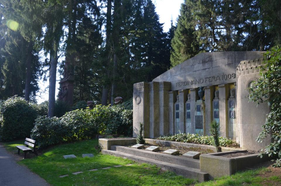 Unter meinen Hamburg Insider Tipps ist der Friedhof Ohlsdorf mein liebster Park.