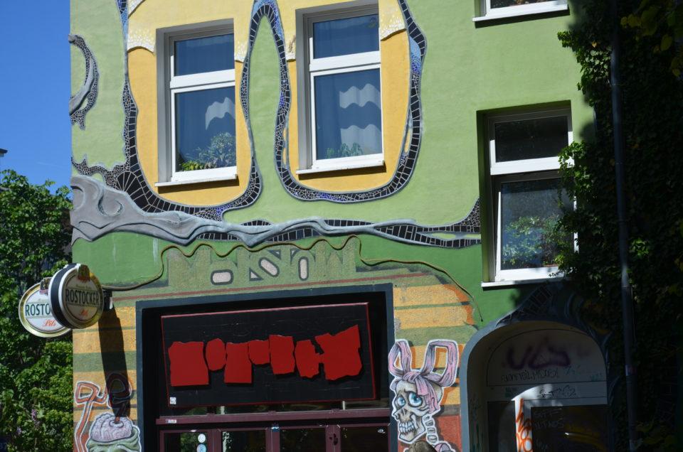 Zu den besten Rostock Tipps zählt sicherlich auch der Hinweis, dass es sich in der KTV besonders gut aushalten lässt.