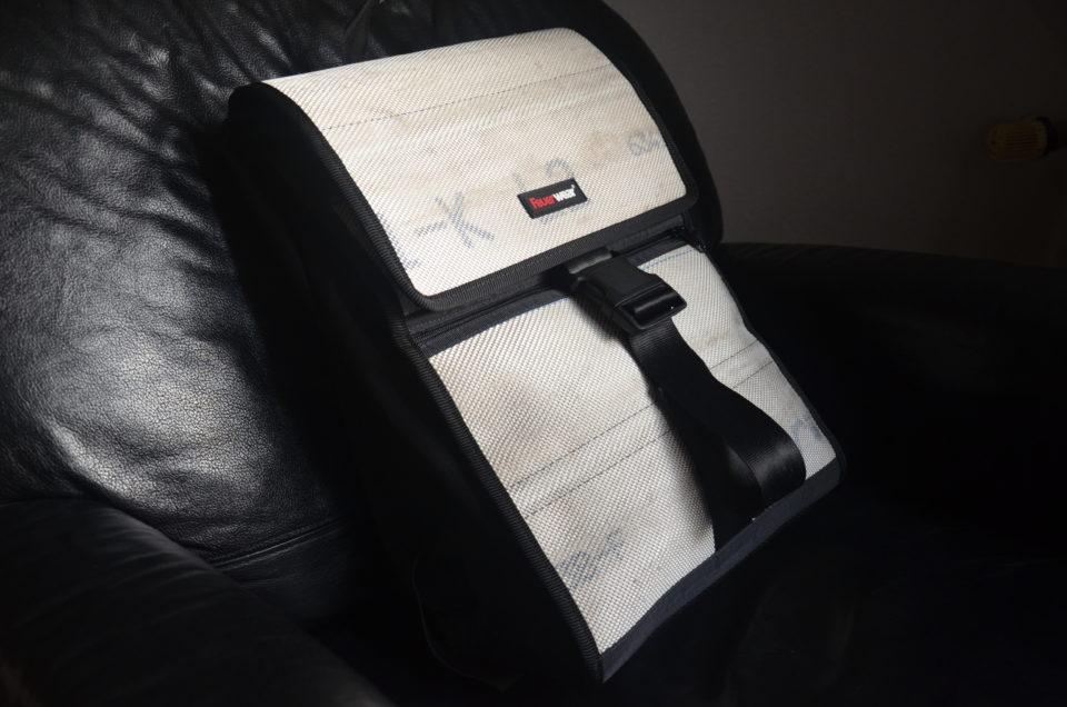 Rucksack für Kurzreisen: Eric von Feuerwear