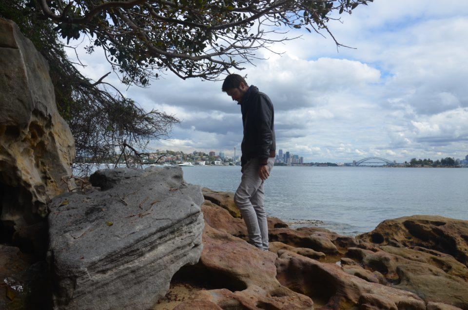 Mein Favorit unter den Sydney Insider Tipps ist die Hermitage Foreshore Reserve mit ihren Ausblicken auf die Skyline von Sydney.