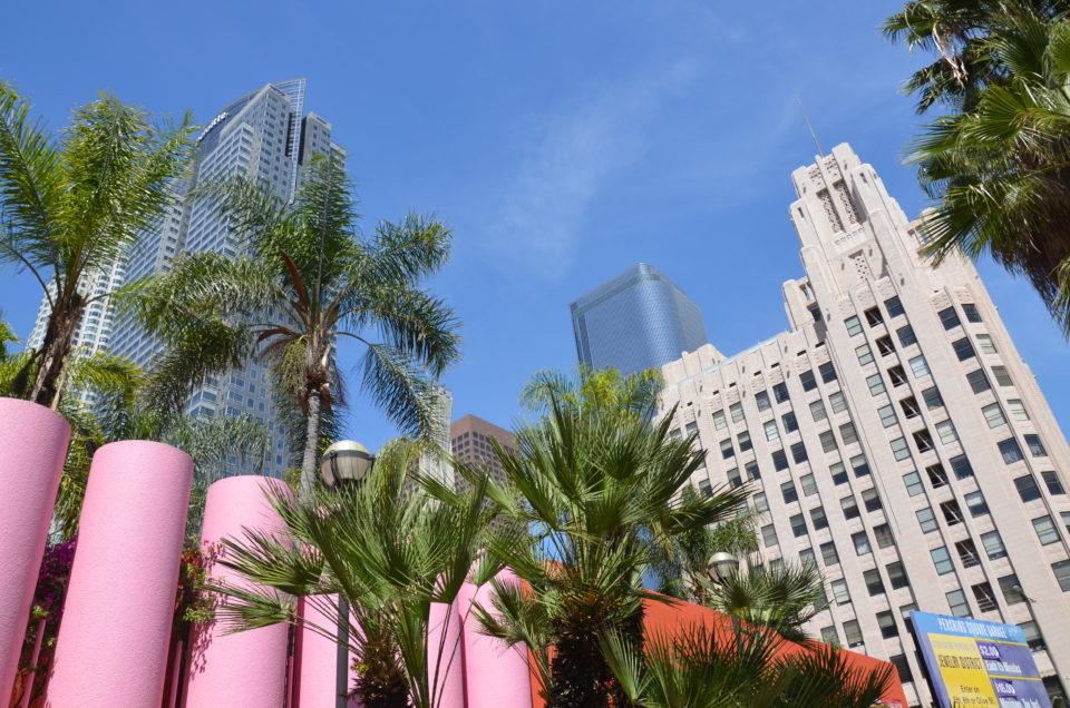 Zu den Los Angeles Sehenswürdigkeiten zählt auch Downtown Los Angeles.