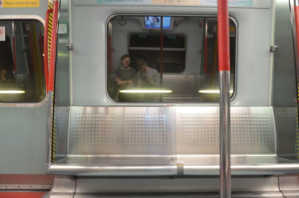 Zu Hongkong Reisetipps gehören natürlich auch Infos zur Nutzung der Metro bzw. MTR.