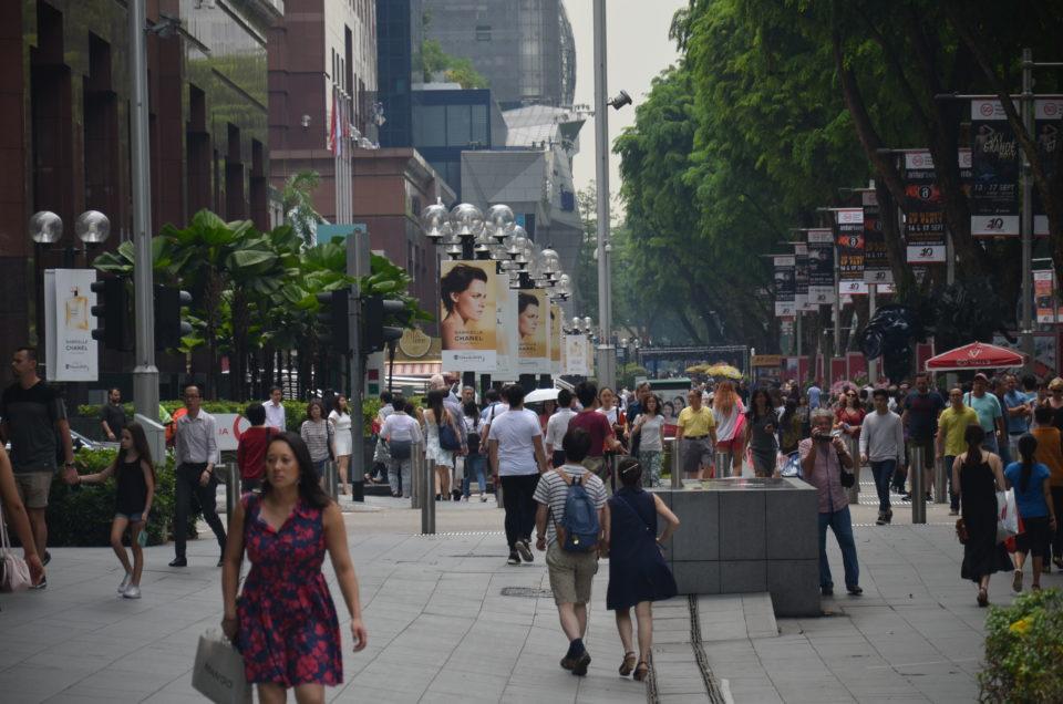 Eine Singapur Hotel Empfehlung für Shoppingfans ist das Viertel Orchard rund um die Orchard Road.