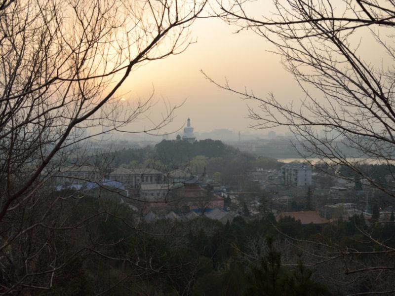 In meine Peking Insider Tipps bzw. Geheimtipps würde ich auch den Jingshan Park aufnehmen, wäre er nicht sowieso schon recht bekannt.