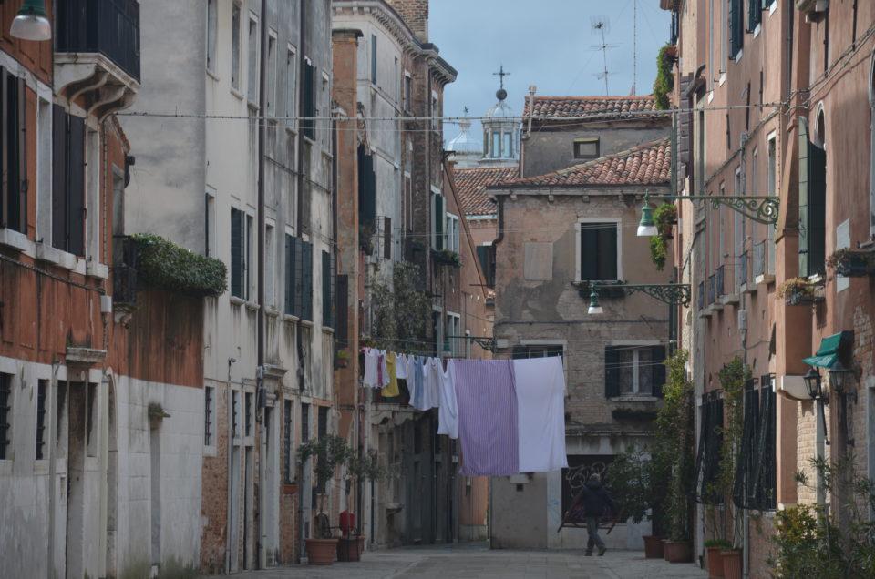 Venedig Übernachtungstipps wären unvollständig ohne Tipps zu Unterkünften in San Polo.