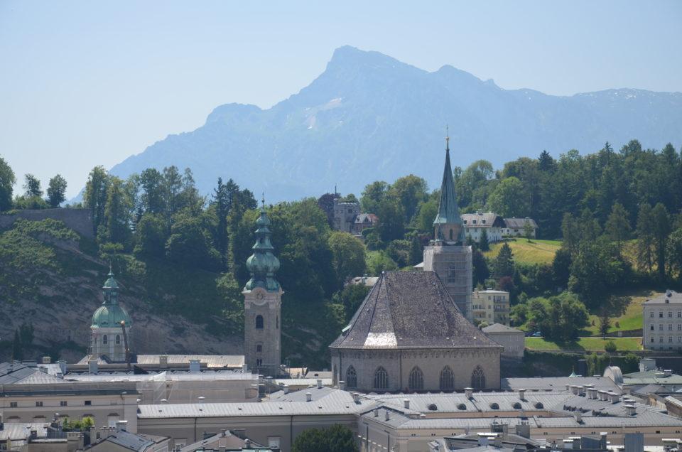 Salzburg Sehenswürdigkeiten sind auch außerhalb der Altstadt zu finden.