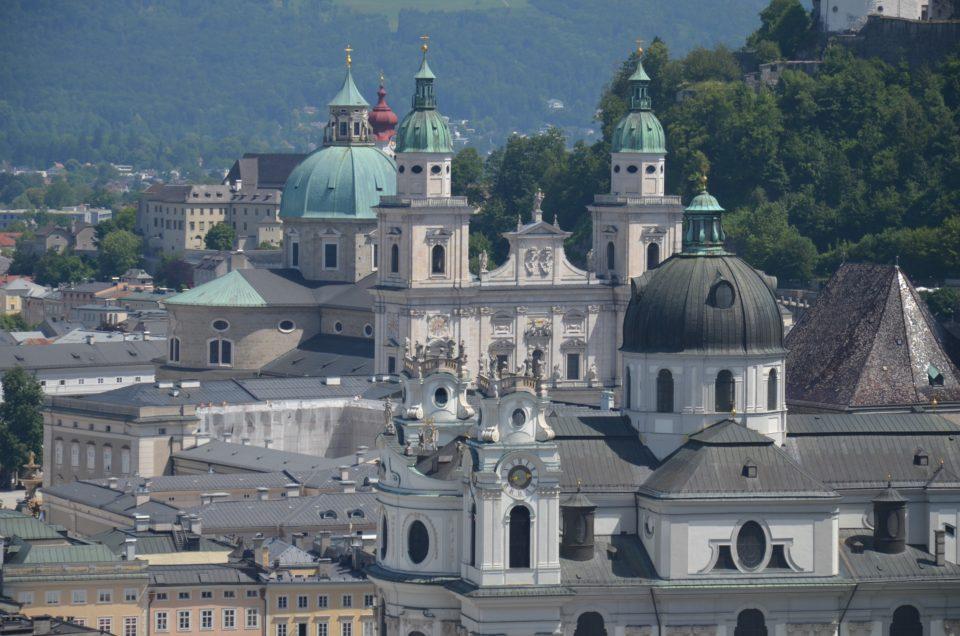 Zu den wichtigsten Salzburg Sehenswürdigkeiten gehört natürlich auch der Dom.