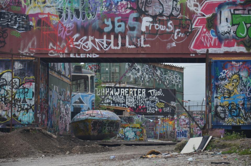 Zu München Reisetipps zählen auch Hinweise zu coolen Orten abseits der Touristenmassen, wie es der Bahnwärter Thiel ist.