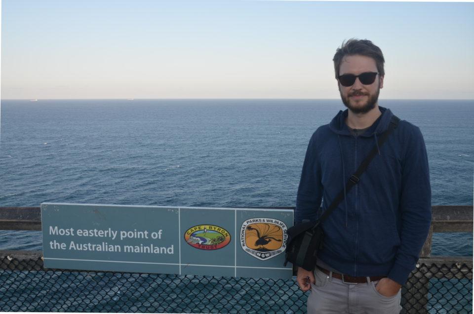 Zu den Byron Bay Sehenswürdigkeiten gehört auch der östlichste Punkt des australischen Festlandes.