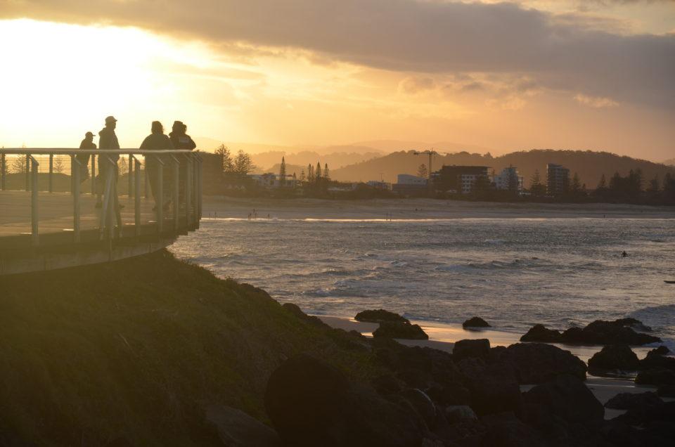 Meine Australien Route führte mich an der Ostküste auch an die Gold Coast.