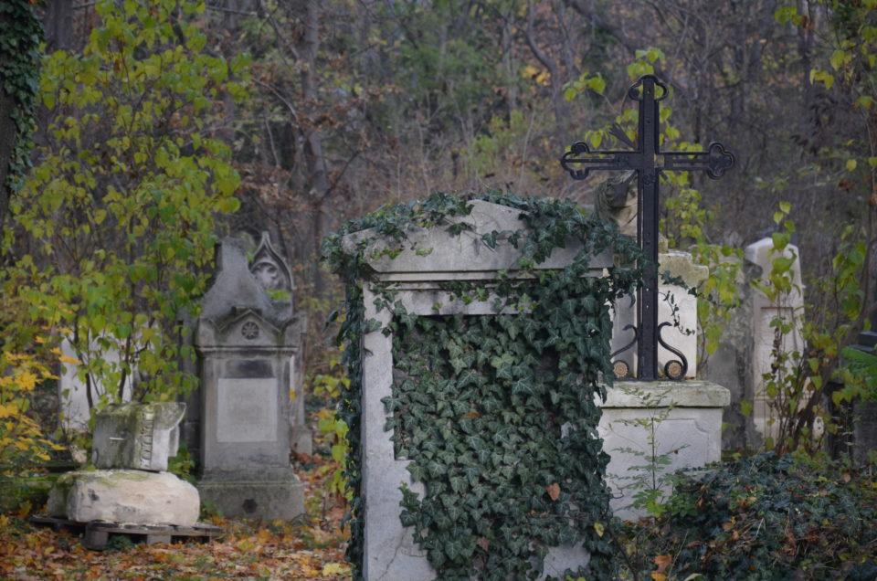 Unter den Wien Insider Tipps zählt der Sankt Marxer Friedhof zu meinen Favoriten.