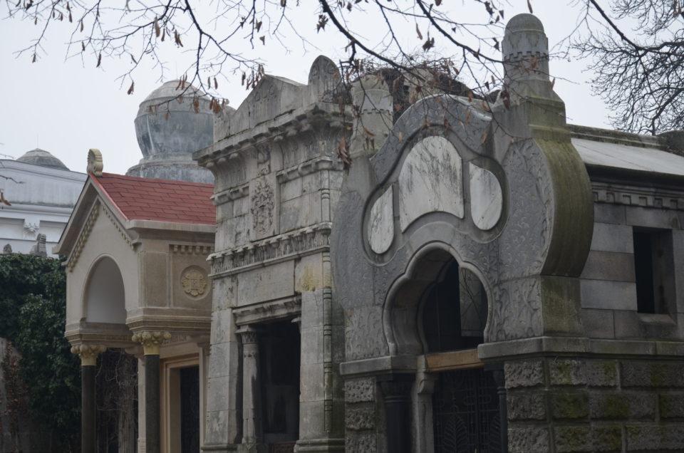 Zu meinen Budapest Geheimtipps zählt der Jüdische Friedhof Kozma-Straße.