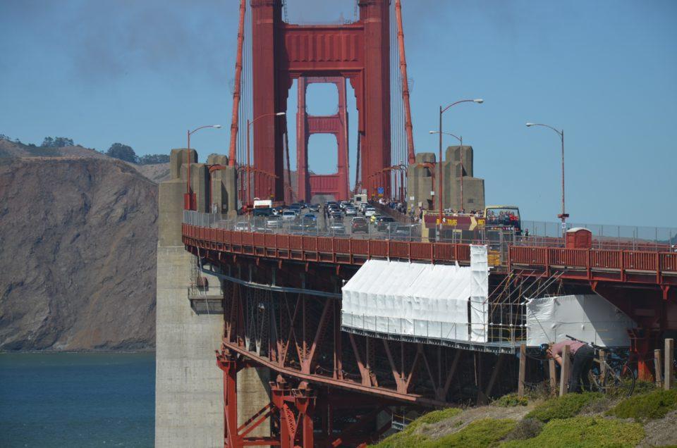 Zu meinen San Francisco Reisetipps zählen auch Hinweise zur Anreise, die von Deutschland aus natürlich nicht über die Golden Gate Bridge erfolgt.