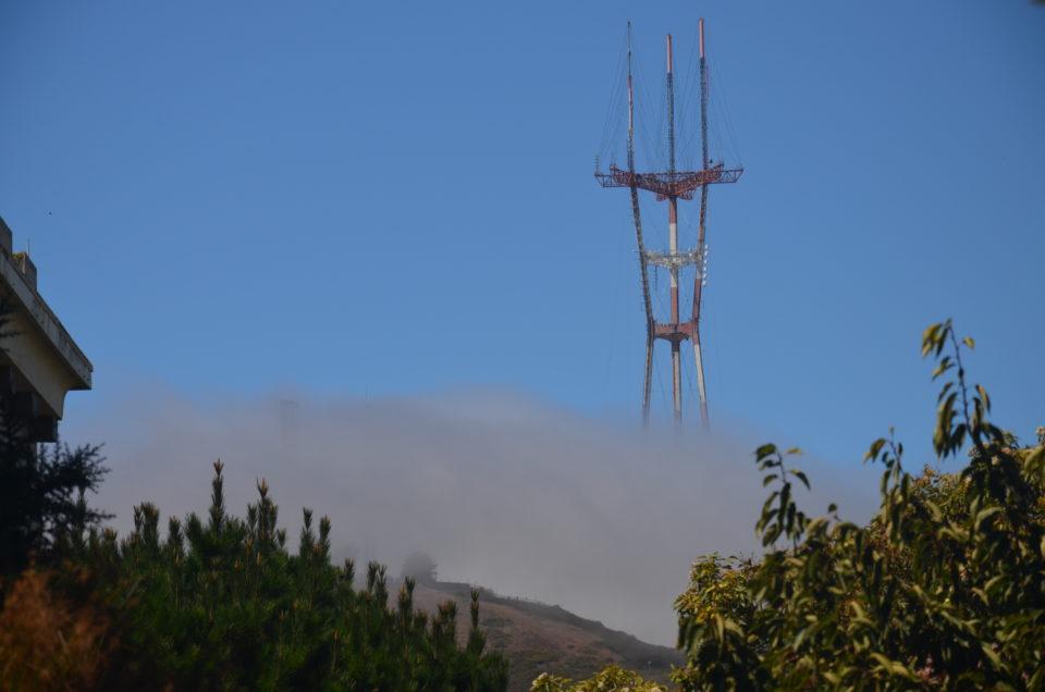 In meinen San Francisco Tipps muss auch der Nebel Karl erwähnt werden.