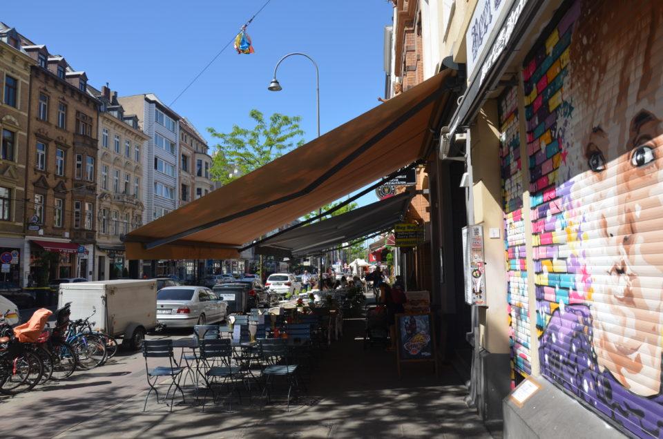 Zu meinen Köln Tipps zählt auch das schöne Belgische Viertel.