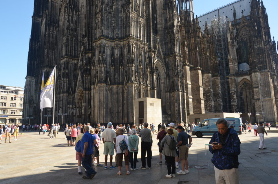 Zu Köln Reisetipps gehören auch ein paar Empfehlungen für schöne Stadtführungen.