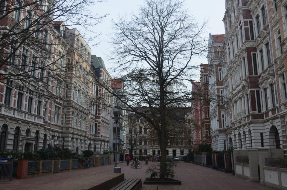 Einer meiner Hannover Geheimtipps ist die Körtingstraße mit ihren Gründerzeitfassaden.