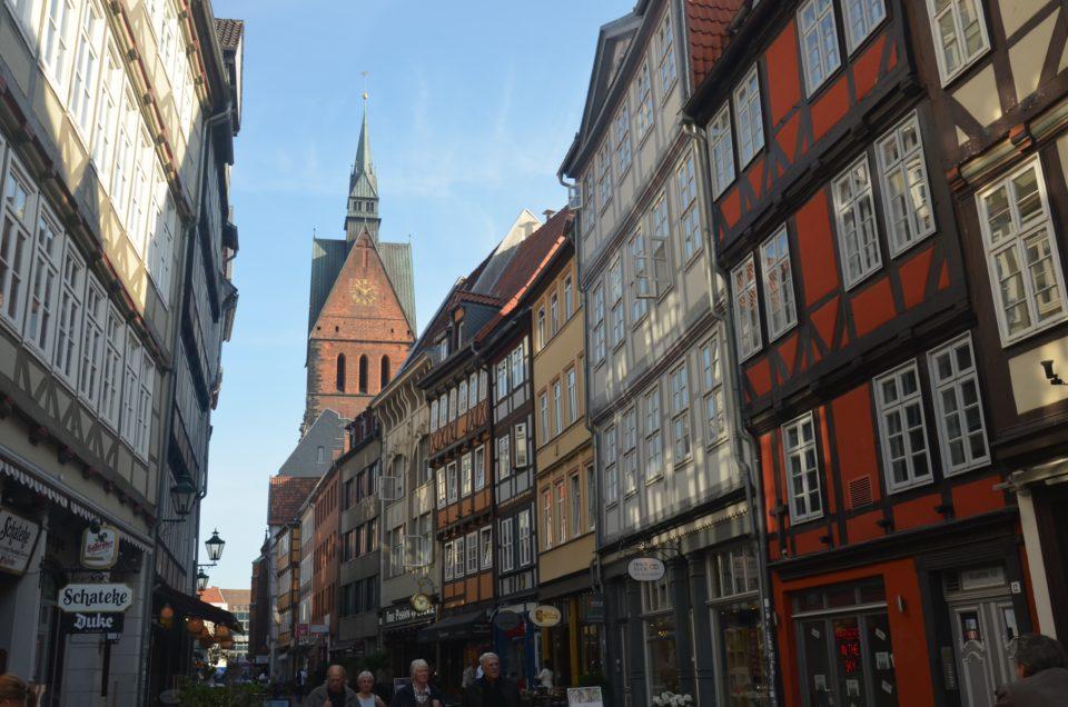 Hannover Reisetipps sollten Infos zu Hotels rund um die Kramerstraße in der Altstadt enthalten.