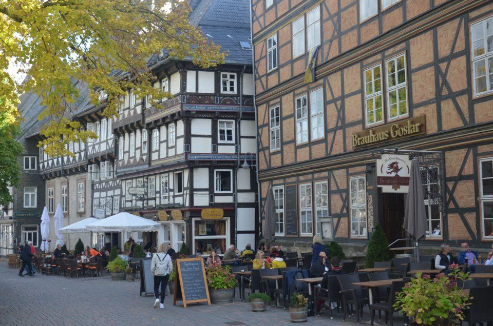 Zu den Goslar Insider Tipps gehört das Gose Bier im Brauhaus.