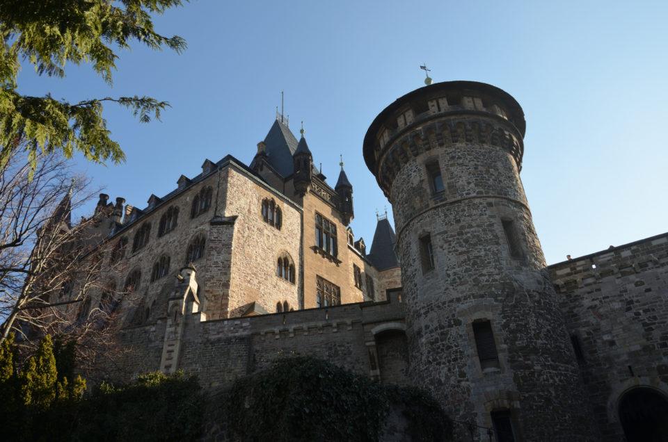 Zu den bedeutendsten Wernigerode Sehenswürdigkeiten zählt das Schloss.