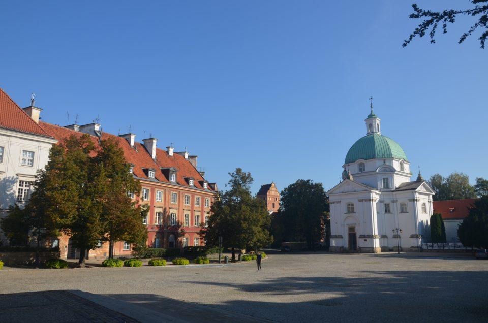 Unter Warschau Insider Tipps könnte man auch den Markt in der Neustadt nennen.