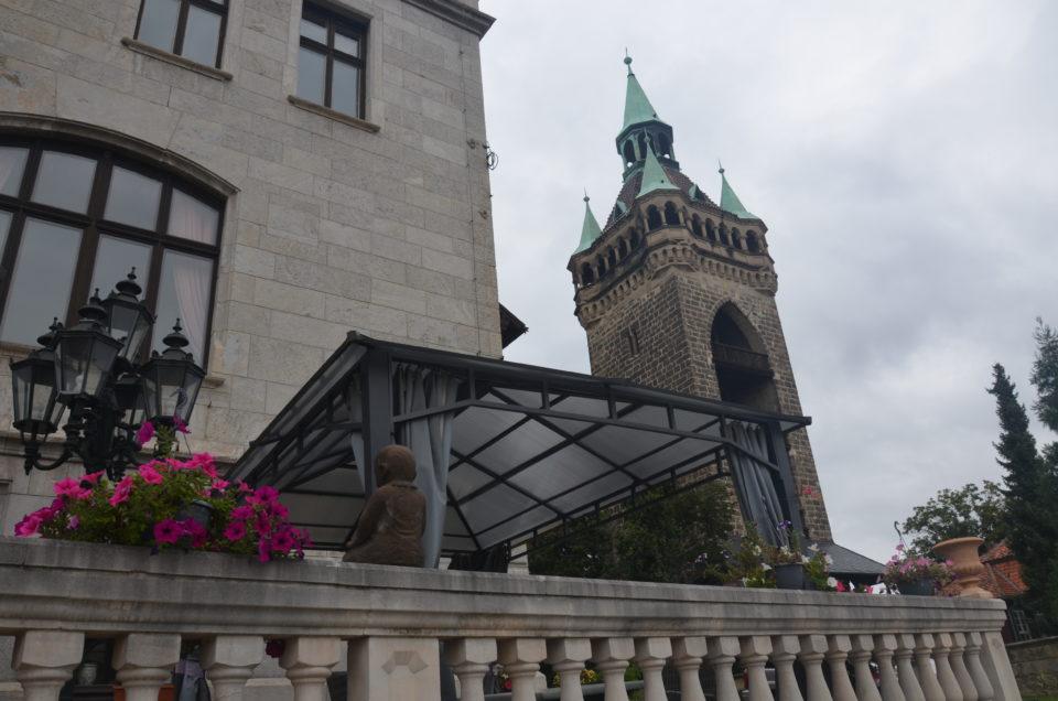 Einer der Quedlinburg Geheimtipps ist der Sternkiekerturm.